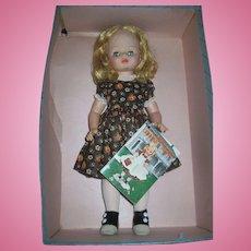 HTF Madame Alexander Orphant Annie Doll  no 1480 w/box Free P&I US BUYERS