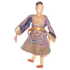 Lovely Chinese Opera Doll  Free P&I US Buyers
