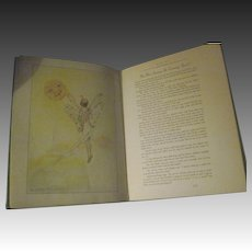 1949 1st signed Nee-Na The Wild Flower's Good Fairy Free P&I US Buyers