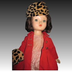 1954 Madame Alexander Binnie Walker Doll Free P&I US Buyers