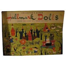 Hallmark Dolls Collector's Album Land of Make Believe Free P&I US Buyers