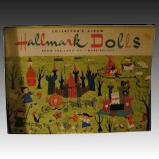 Hallmark Dolls Collector's Album Land of Make Believe Free P&I US Buyers
