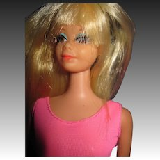 1960 Barbie's frind Twist n; Turn BK PJ doll Free P&I US Buyers