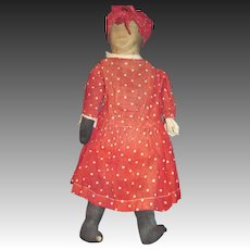 "15"" Albert Bruckner Doll missing arm Free P&I US Buyer"