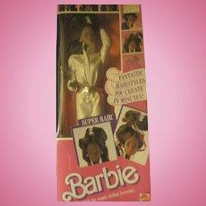 1986 Super Hair Barbie Doll MIB Free P&I US Buyers