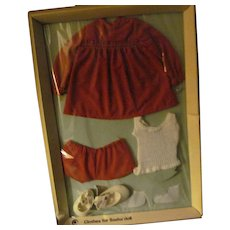 MIP Vintage Shasha Doll Outfit Free P&I US Buyers