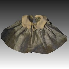 Wonderful Dress for larger Shirley Temple Comp doll Free P&I US Buyers