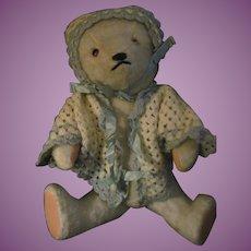 Adorable Baby Boy Teddy Bear Free P&I US Buyers