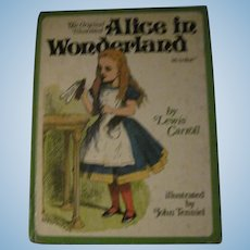 1978 Alice in Wonderland color Martina Selway Fee P&I US Buyers
