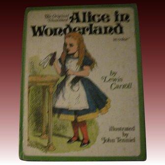 1978 Alice in Wonderland color Martina Selway Fee P&I US Buyers