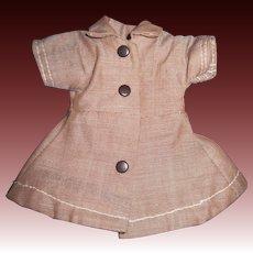 Vintage Tiny Terri Brownie  Dress Free P&I US Buyer