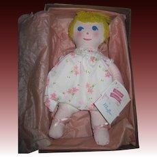 Madame Alexander MIB Cloth Muffin Doll Free P&I US Buyers