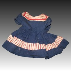 Tagged dress for Mary Jane/Terri lee Doll Free P&I US Buyers