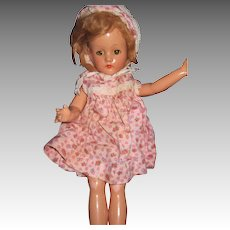 Composition Suzette Effanbee doll Free P&I US Buyers