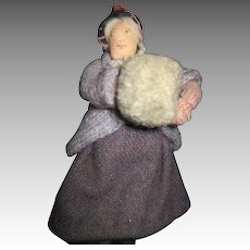 New Brunswick Canada for Kimport Cloth doll Free P&I US Buyers