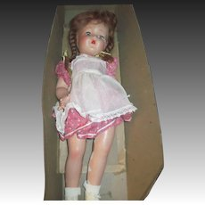 "21"" Arranbee R&B doll compo Nancy Project doll Free P&I US Buyer"