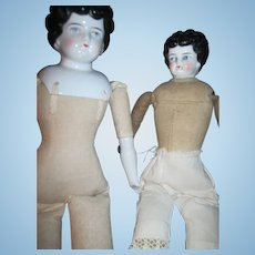 2 Low Brow Cina Dolls Free P&I US Buyers
