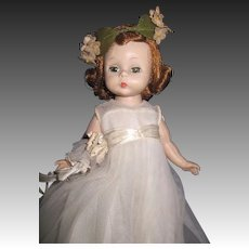 BK Alexander-Kins Bridesmaid Madame Alexander doll Free P&I US Buyers