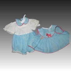 Adorable 2 piece Tiny Tears Doll outfit Free P&I US Buyers