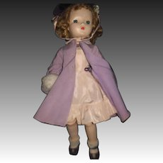 Rare Madame Alexander Sweet Violet doll free P&I US Buyers