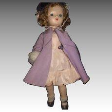 Rare Madame Alexander Sweet Violet doll free P&I US Buyers