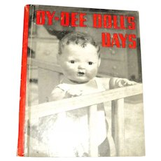 1937 DY Dee Days  HB Book Free P&I US Buyers
