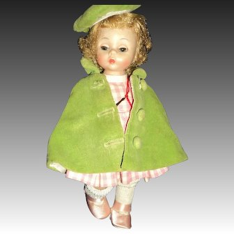 "8"" Madame Alexander Wendy Kins bkw doll Free P&I US Buyers"