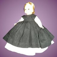 "8"" Rare Madame Alexander Amish Doll Free P&I US Buyer"
