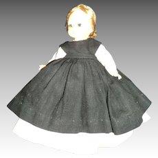"8"" Rare Madame Alexander Amish Doll Free P&I US Buyer"