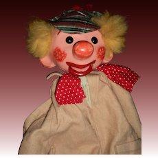 "Rare 20""  Pelham  Hand  Puppet  Free P&I US Buyers"