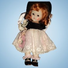 Vogue Strung Ginny Doll Debutante Series Free P&I US Buyers