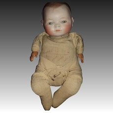 "Lovely 13"" Grace Putnam Bye Lo German doll Free P&I US Buyers"