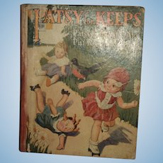 Vintage Patsy for Keeps The Put Together book Free P&I US Buyers!