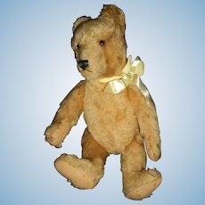 1940'S Steiff Mohair Teddy Bear Free P&I US Buyers