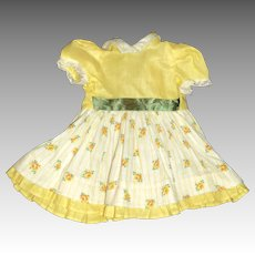 Lovely dress for P92 Toni doll Free P&I US Buyers!