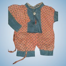 Sweet Romper & Bonnet for Dydee Dolls & friends Free P&I US Buyers