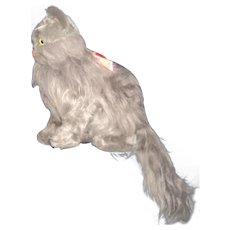 Large Life Like Steiff Diva Cat Free P&I US Buyers