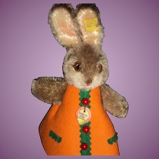 Adorable Steiff Night Bunny Free P&I US buyers