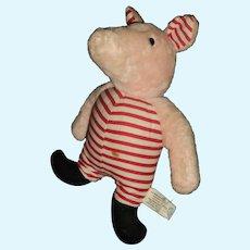 Vintage and HTF Pooh Piglet Knickerbocker Free P&I US Buyers