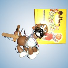 Adorable Pelham Doggie Pup Puppet England Free P&I US Buyers