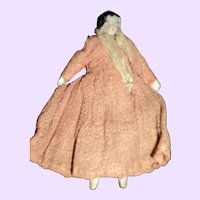 Miniature China doll house doll Free P&I US Buyers