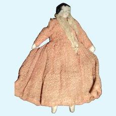 Miniature China doll house doll Free P&I US Buyers