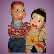 Howdy Doody and Princess Marionettes Free P&I US Buyers