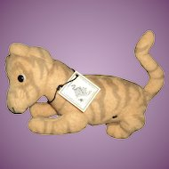 John R Wright Pooh Tigger w/tag Free P&I US Buyers