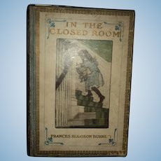 Illus Jessie Wilcox Smith In The Closed Room By Francis Brune Free P&I US Buyers