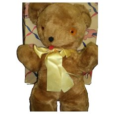 1950's Artistic Musical Teddy Bear w/original box Free P&I US Buyers
