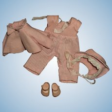 Sweet three piece outfit for Ginette Vogue Doll Free P&I US Buyers