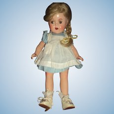 Madame Alexander Compo MCGuffie Anna Doll Free P&I US Buyers