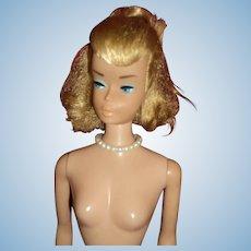 Vintage Swirl Pony Tail Barbie Doll Free P&I US Buyers
