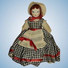 Sweet Ruth Gibbs Godey Doll Free P&I US buyers